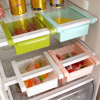 Додатковий підвісний контейнер для холодильника і вдома Refrigerator Multifunctional Storage Box