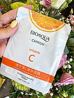 Маска для обличчя bioaqua vitamin c з вітаміном c g 25