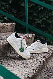 Жіночі білі Кросівки Nike Force Kith x Nike Air Force 1, фото 7