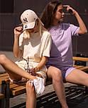 Літній костюм жіночий двійка з шортами, фото 2