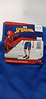 Дитячі брендові шорти 134/140 зростання Spider-men сині, фото 1
