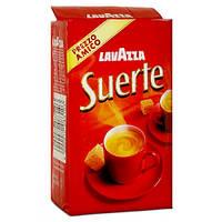 "Кофе Lavazza Suerte молотый - 250 г. ""100% Робуста"" (100% Италия - Оригинал)"