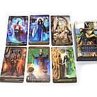 Карты Таро Волшебников Барбары Мур (Таро Чародеев) / Wizards Tarot Barbara Moore, фото 2