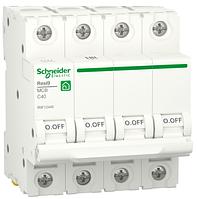 Автоматичний вимикач R9F12440 4P 40A C Resi9 Schneider Electric