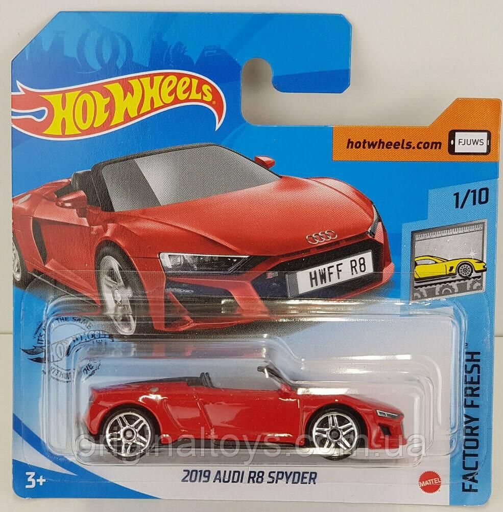 Базова машинка Hot Wheels '19 Audi R8