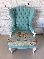 Вольтеровское кресло.Кресло с ушами.  Цена за 1 шт.