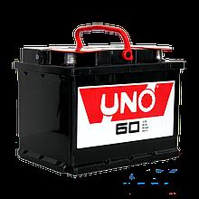 Аккумулятор 6CT-60 (1),(0) UNO
