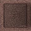 Камінна решітка Решітка мідна 22x22 Kratki