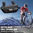 Велосипедная водонепроницаемая треугольная сумка под раму B-SOUL, фото 5