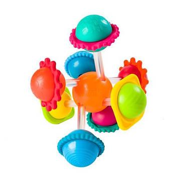 Іграшка-прорізувач Сенсорні кулі Fat Brain Toys Wimzle (F136ML)
