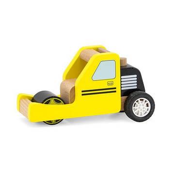 Дерев'яна машинка Viga Toys Дорожній каток (44518)