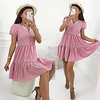 Платье летнее легкое свободного кроя
