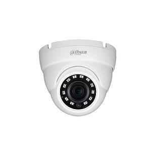 HDCVI відеокамера 8 Мп Dahua HAC-HDW1801MP (2.8 mm) для системи відеоспостереження