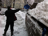 Уборка чистка снега