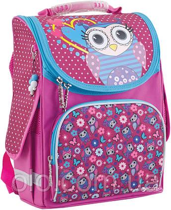 Рюкзак каркасный Smart Cute Owl Фиолетовый (553330)