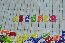 Акрилова підвіска буква англійського алфавіту від A до Z