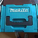 Акумуляторна безщіткова (brushless) болгарка Makita DGA540 💿 125мм⚡2 акб(18V, 6A)🦸КЕЙС(3000 - 8500 об), фото 5