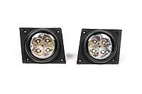 Противотуманки LED (диодные) для Fiat Fiorino/Qubo 2008↗ гг.