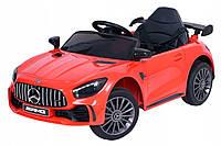 Дитячий електромобіль Mercedes BBH-011 червоний (колеса EVA)
