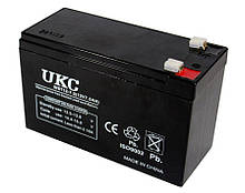 Аккумулятор BATTERY 12V 7A UKC ART 1884 (10 шт/ящ)