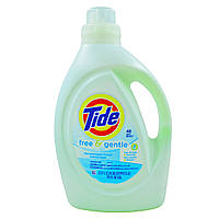 Гель для прання Tide Free&Gentle (48 циклів), 2,21 л