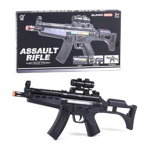 Автомат Пластиковый Assault Gun SKL88-306231