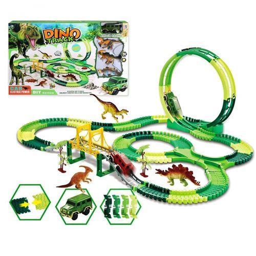 Автотрек Dino 220 Дет SKL88-306277