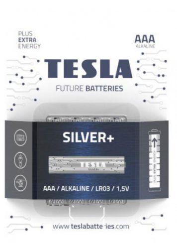 Батарейки Tesla Aaa Silver 4 Штуки SKL88-306543