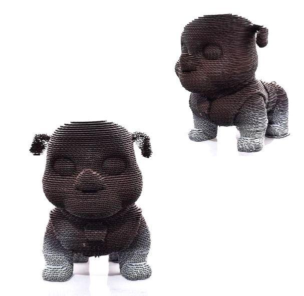 3D Пазл Rubble SKL88-308956