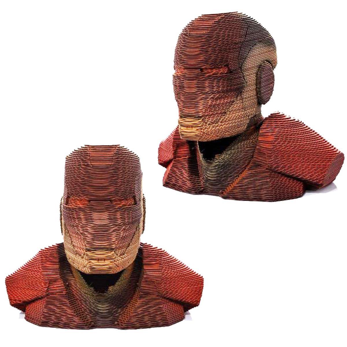 3D Пазл Залізна Людина SKL88-308983