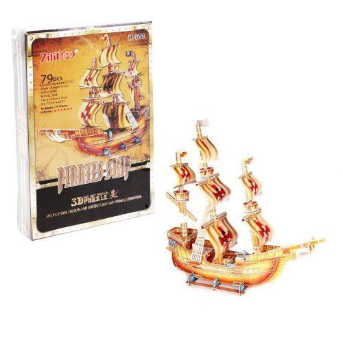 3D Пазл Корабель SKL88-308989