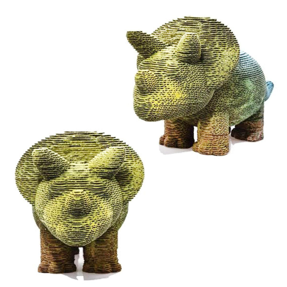 3D Пазл Трицератопс SKL88-309010