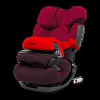 Автокрісло Cybex Pallas-Fix група I-III, 9-36 кг RUMBA RED