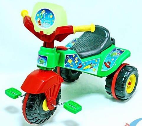 Велосипед детский трехколесный Спринт  10-002, фото 2