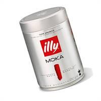 Кофе молотый illy Espresso Moka нормальной обжарки 250 гр