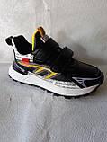 Кросівки з жовтими вставками. Новинка 2021., фото 8