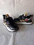 Кросівки з жовтими вставками. Новинка 2021., фото 7