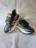 Кросівки з жовтими вставками. Новинка 2021., фото 6