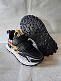 Кросівки з жовтими вставками. Новинка 2021., фото 5