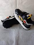 Кросівки з жовтими вставками. Новинка 2021., фото 3
