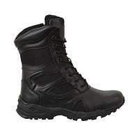 Ботинки Rothco Forced Entry Side Up Zip Black, фото 1