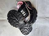 Черные кроссовки для девочек, фото 8