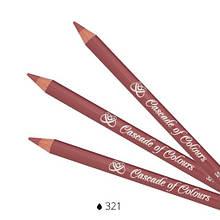 Олівець для губ Cascade of Colours 321 1.14 р (103-321)