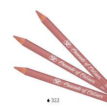 Олівець для губ Cascade of Colours 322 1.14 р (103-322)