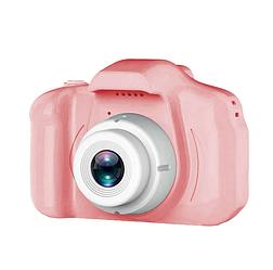 Дитячий фотоапарат Carton Foto 3mp з дисплеєм і функцією відеозйомки GM14, Розовий