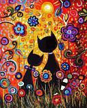 Картина по номерам рисование Babylon NB624 Магические краски 40х50см набор для росписи по цифрам в коробке, фото 4