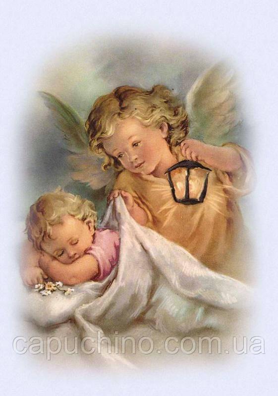 """Набор алмазной вышивки """"Ангелы рядом"""""""