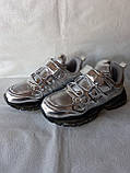 Сріблясті кросівки TM CLIBEE, фото 5