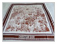 Хустка Dior шовк, фото 1