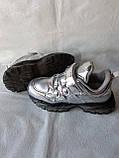 Сріблясті кросівки TM CLIBEE, фото 2